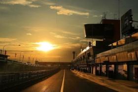 racing ground