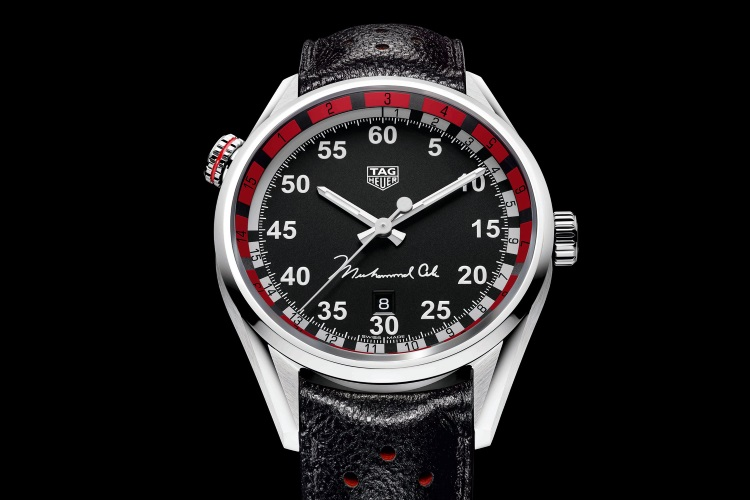 tag heuer tribute to muhammad ali