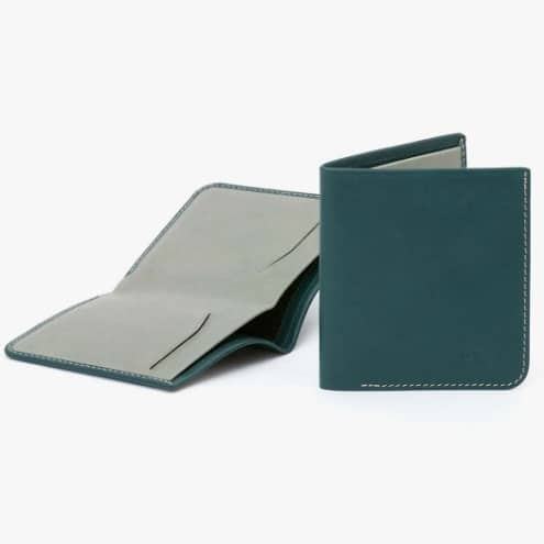 bellroy high line wallet blue