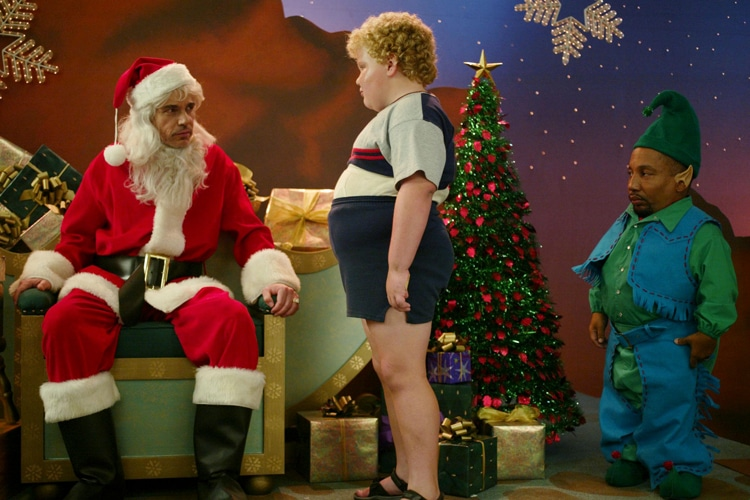 bad santa christmas film