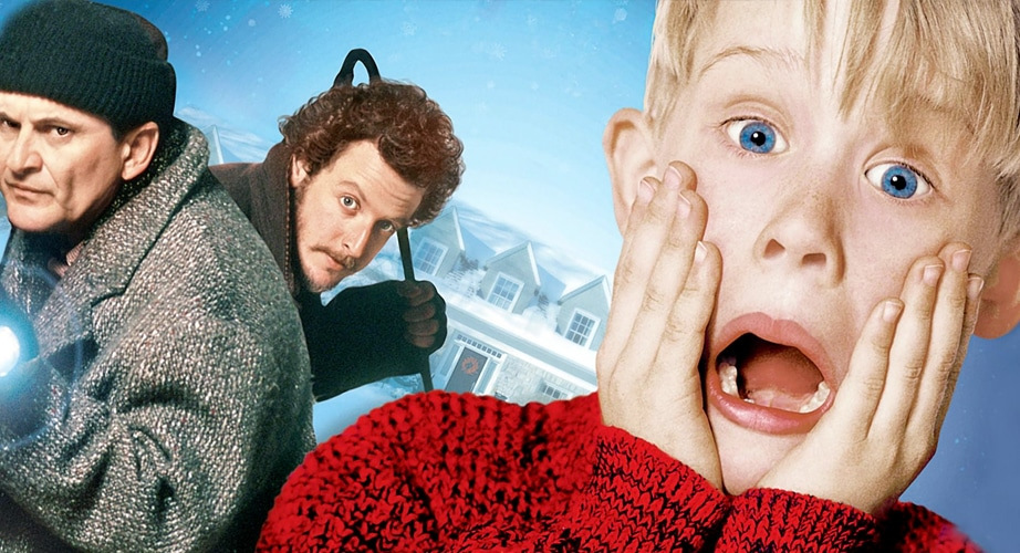 home alone arguably most famous christmas film
