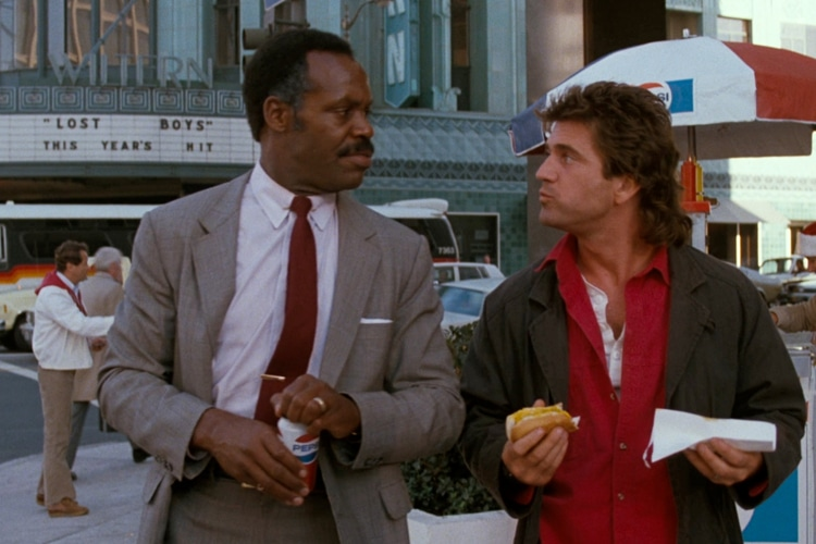 buddy cop film lethal weapon