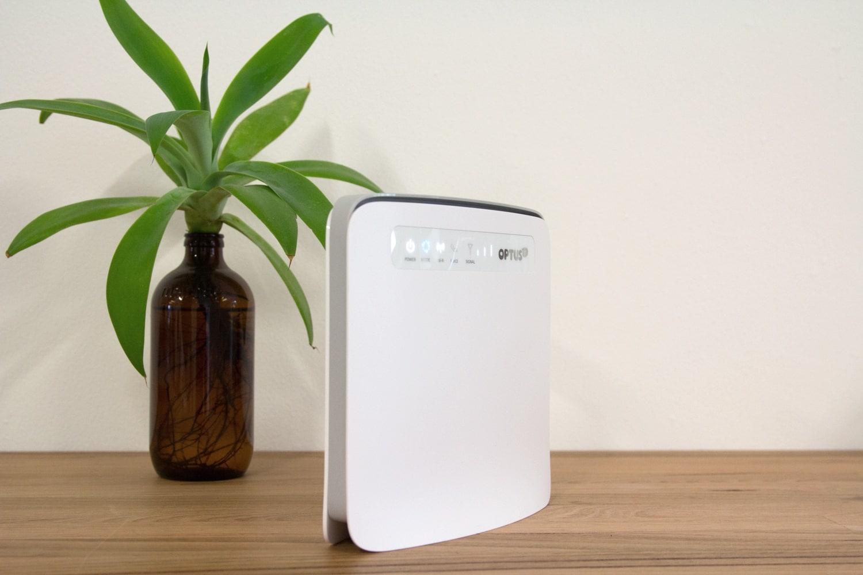 optus home wireless broadband how it works