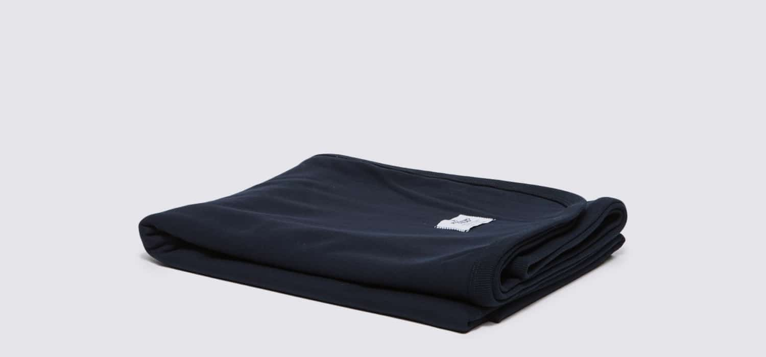 christmas gift guide reigning champ handcrafted terry blanket
