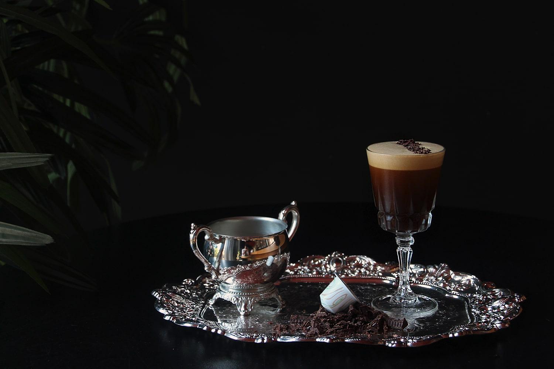 sachertorte espresso martini