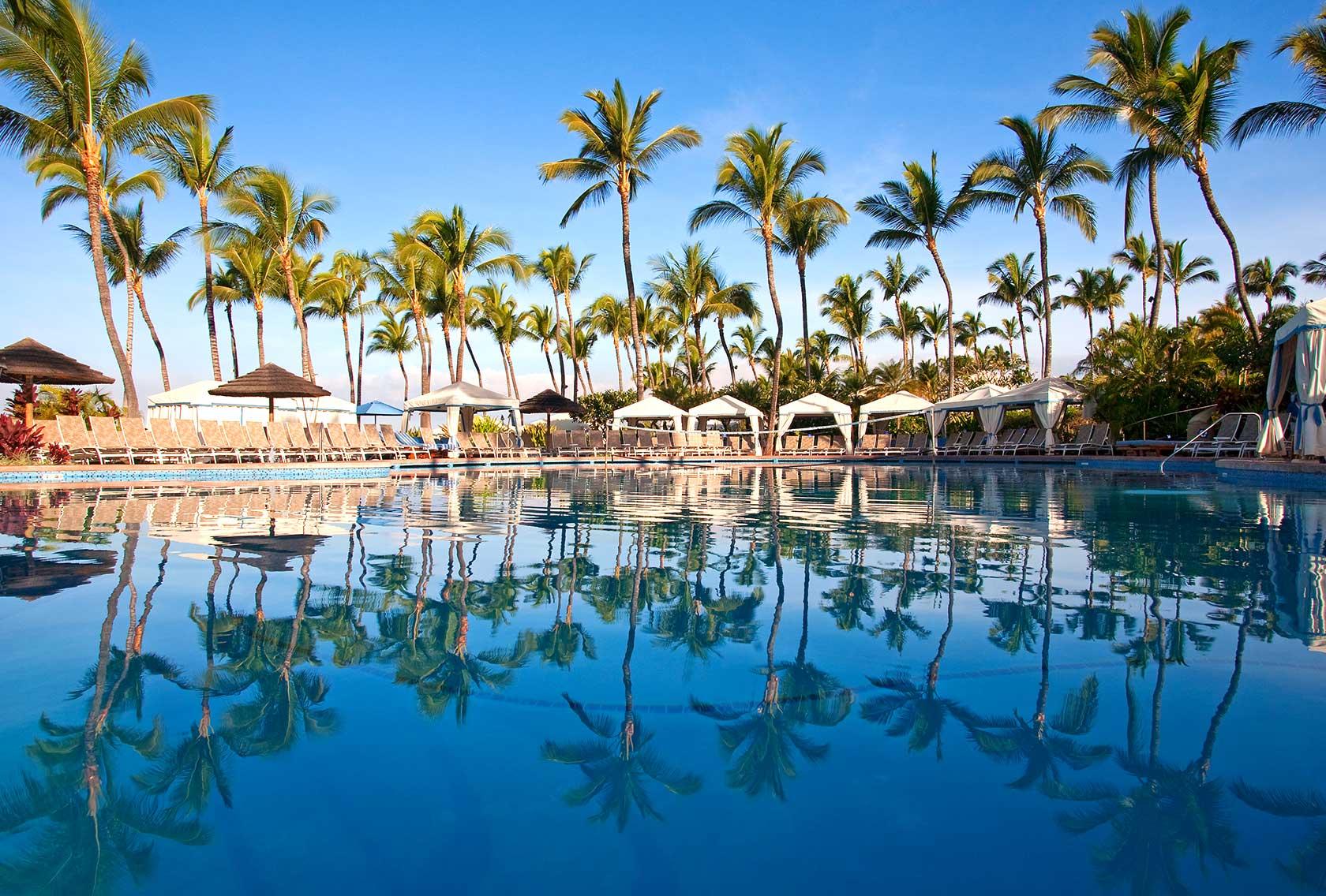 grand wailea insane hotel pool
