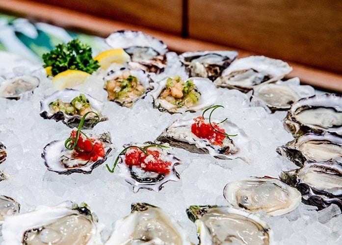 leo oyster bar