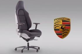 the porsche 911 office chair