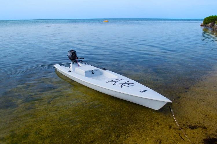solo skiff boat