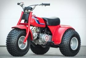 1984 honda atc 70 three wheeler