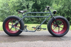 new car wheel bicycle