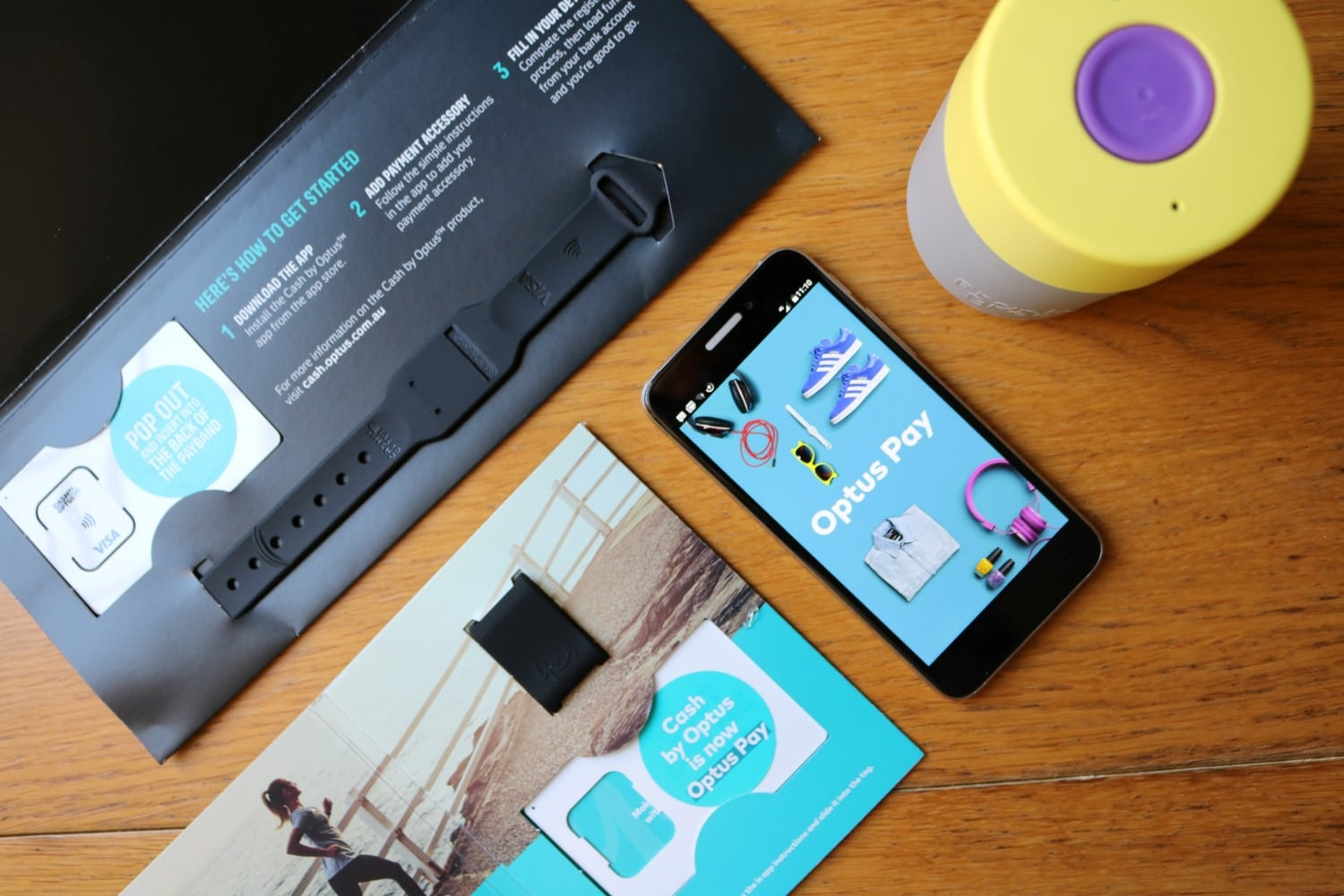 Can We Survive Without Our Wallets with Optus Pay? | Man of Many