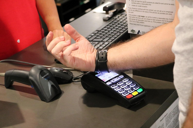 optus pay accepts visa paywave