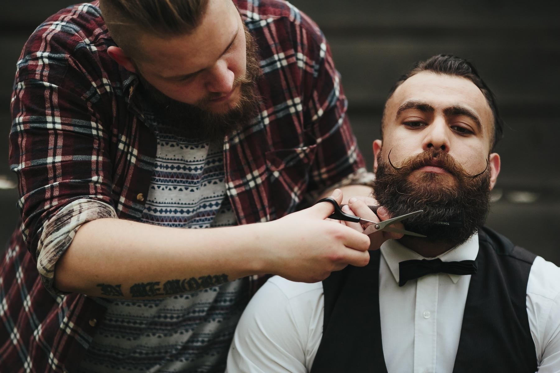 common beard problem put rest