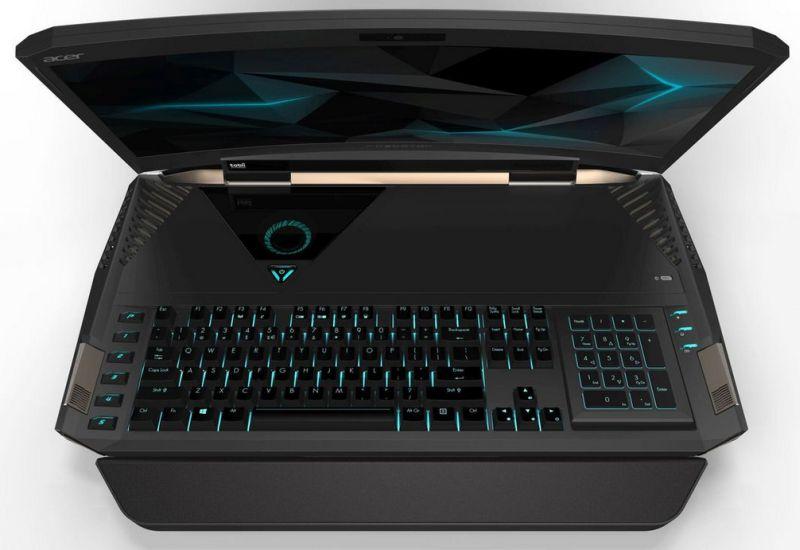 acer predator 21 x laptop keyboard outlook