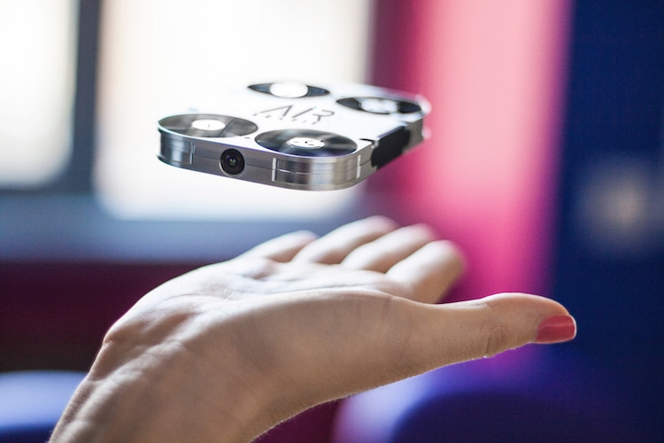 air selfie handheld drone launched in the market