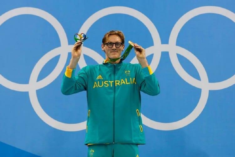 mack horton olympic medal