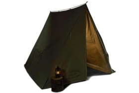 outdoors wedge tent