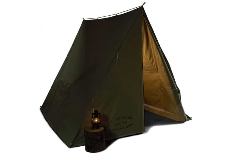 Head Outdoors with the Filson Wedge Tent  sc 1 st  Man of Many & Head Outdoors with the Filson Wedge Tent | Man of Many