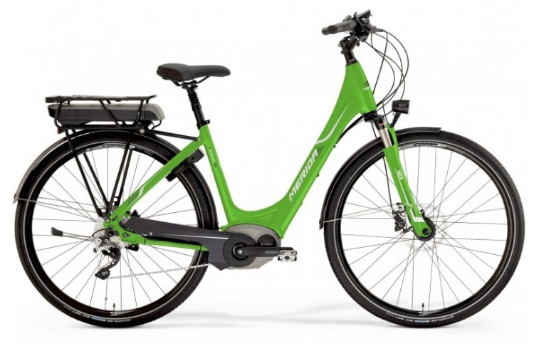 merida e spresso city 410 electric bicycle