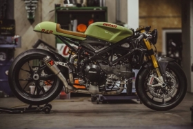 ducati 848 evo racer motorcycle launched