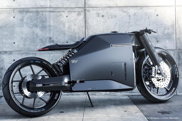 siv katana motorcycle launched