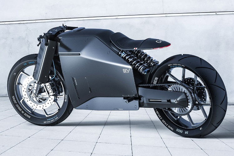 siv katana motorcycle design