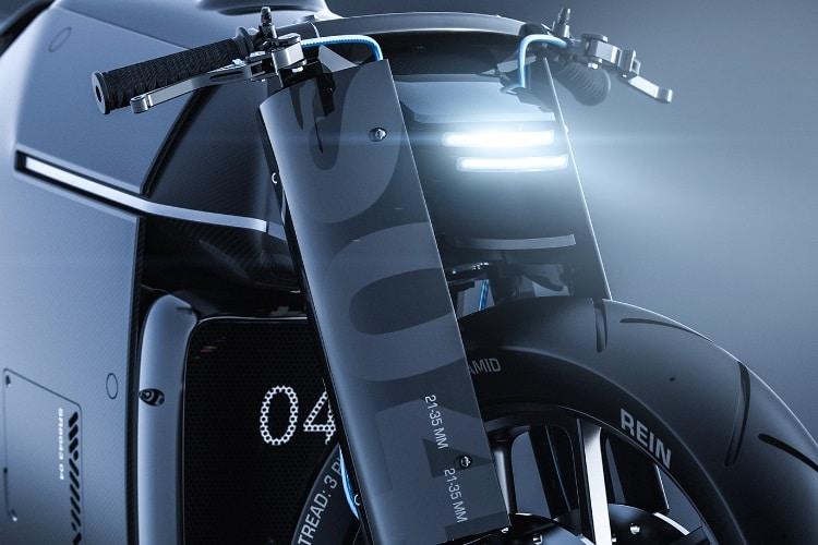 siv katana motorcycle handlebar
