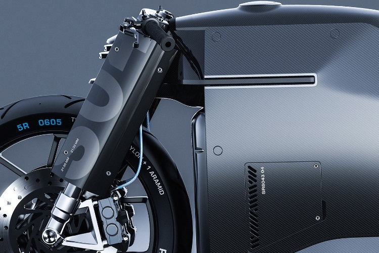 siv katana motorcycle diesel tank