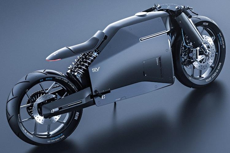 siv katana motorcycle side view