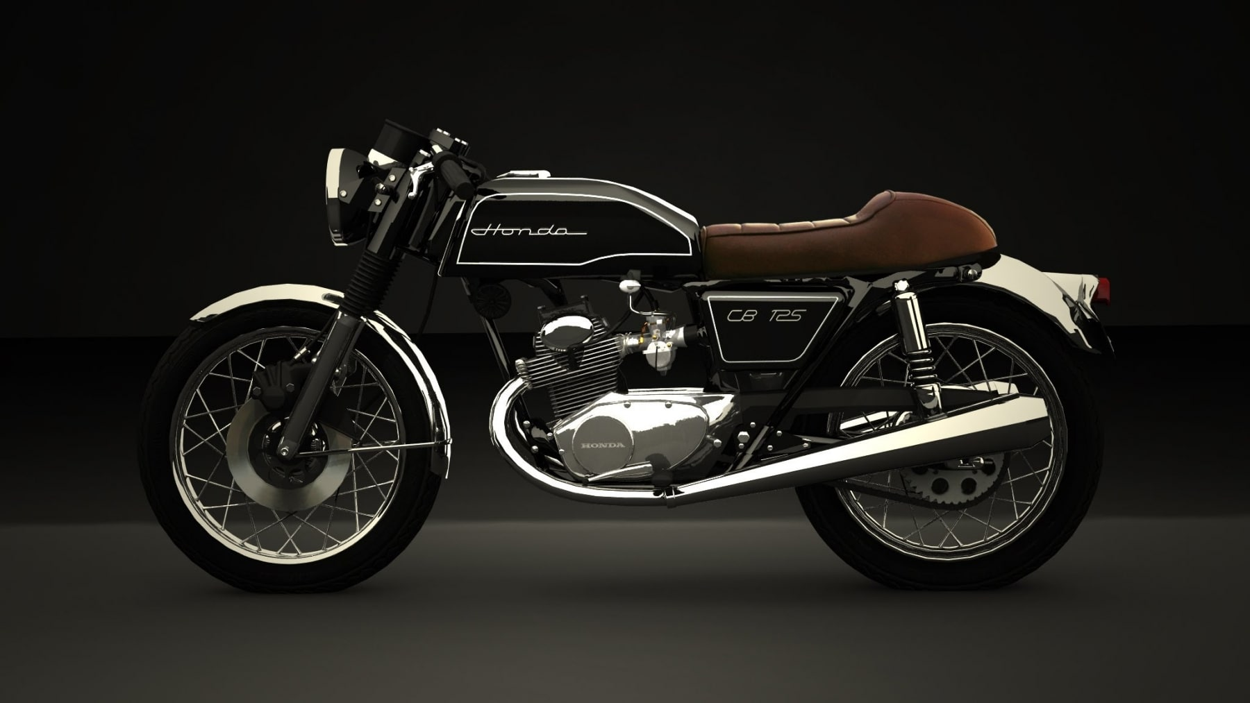 cafe racer motorcycle outlook