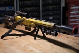 adam savage epic custom nerf rifle