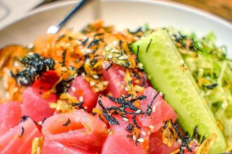 superfood breakfast salads