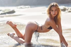 alexis ren sexy swim photoshoot
