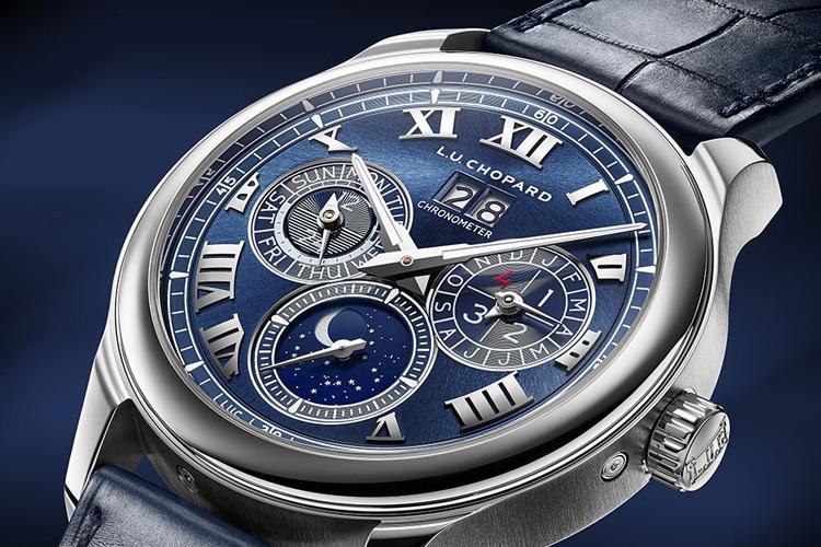 chopard luc lunar one watch