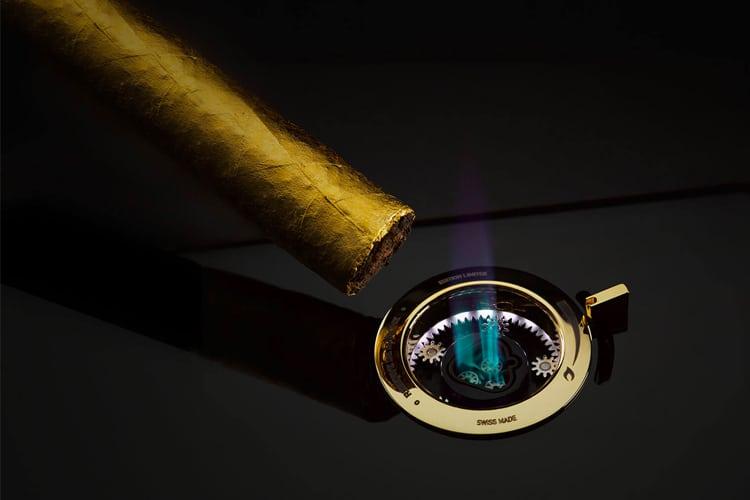 $1 million cigar humidor ignite the fire
