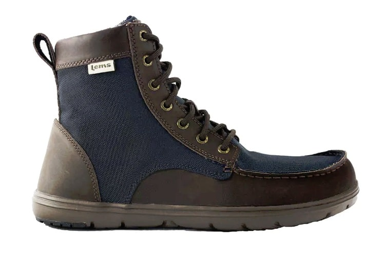 huckberry boulder boot by lems shoes