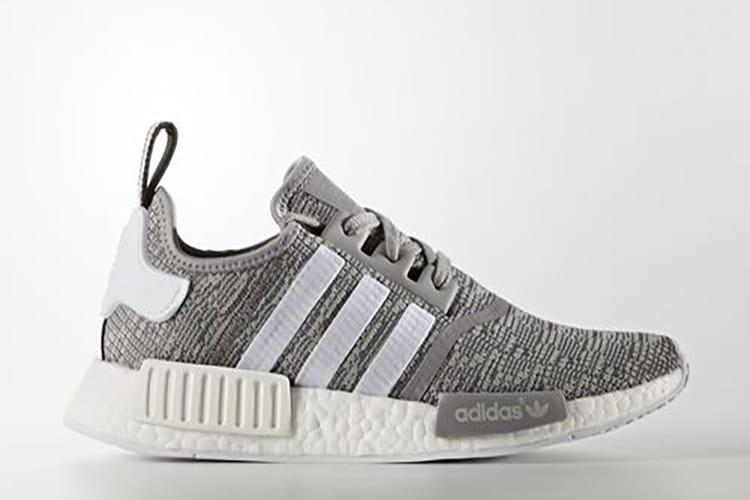 adidas nmd r1 glitch grey heather shoe
