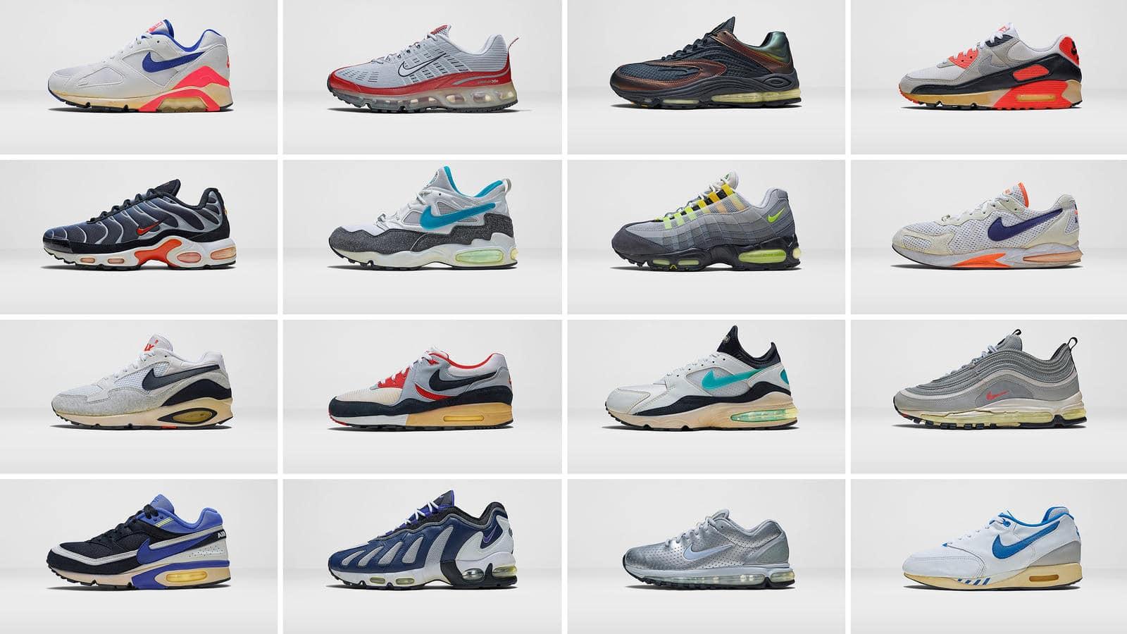 nike air max month shoe
