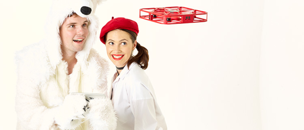 Take Your Pics to New Heights - ROVA Selfie Drone Giveaway
