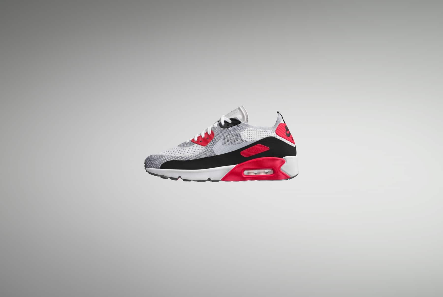 nike air max 90 ultra flyknit shoe