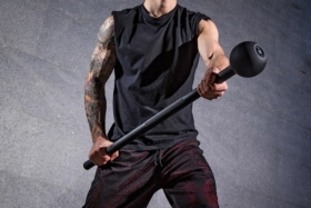 steel mace warrior workout