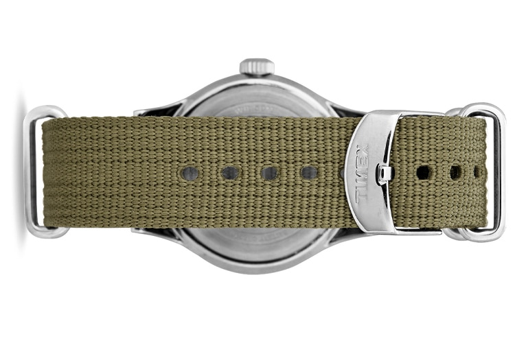timex military watch strap