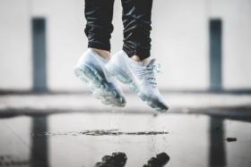 nike vapormax air shoe