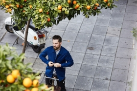 vulpine urban cycling blazer