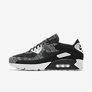 nike air max month shoe black and white