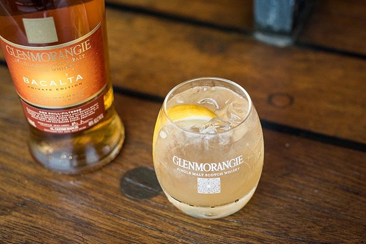 glenmorangie bacalta whisky