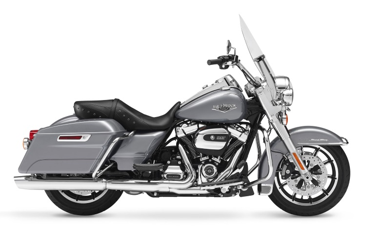 Harley-Davidson 2017 Road King Special Is Built For