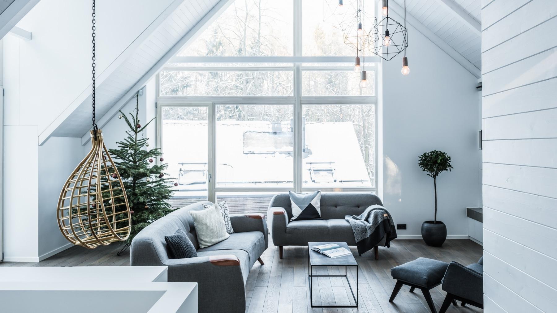 dezeen monochrome design interior