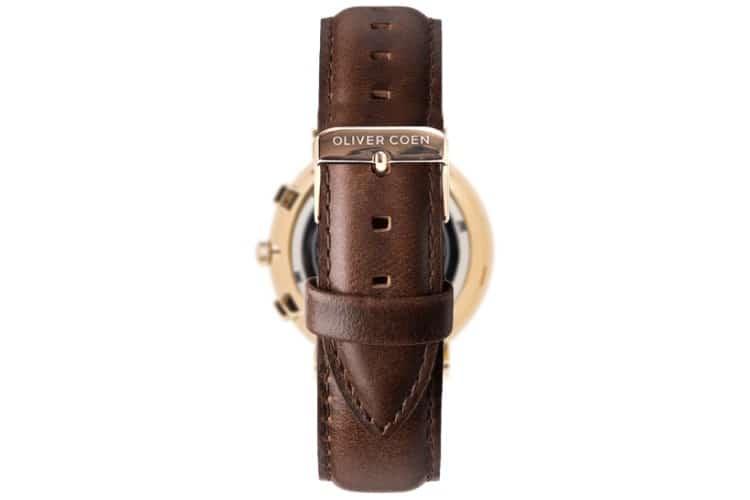 oliver coen watch strap